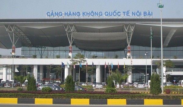 Sân Bay Nội Bài Sản Xuất Thành Công Buồng Khử Khuẩn Toàn Thân