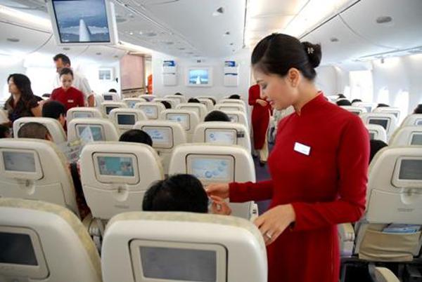 Hướng dẫn chọn chỗ ngồi trên máy bay