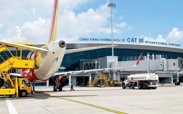 Bao giờ mở lại đường bay Hải Phòng Sài Gòn (TP.HCM)